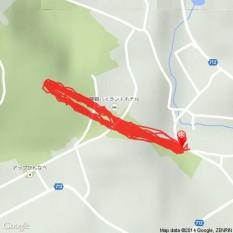 Ski Tracks GPSマップ