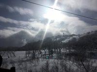 """2017/02/14 北海道 ニセコグランフラフ&花園 """"初のニセコ!"""""""