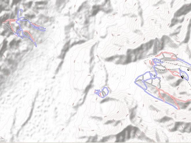 OpenSnowMapに登録されている戸狩温泉スキー場
