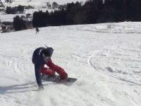 2017/01/02 戸狩温泉スキー場 ヨシ君フリーラン